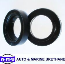POLYURETHANE COIL SPRING SPACERS Fits  LANDROVER DISCOVERY 30mm x 2