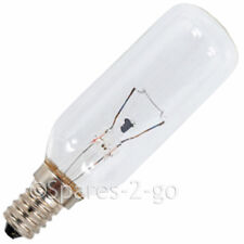 E14 SES Long 40W Lamp Light Bulb for CANDY Oven Cooker Hood Vent Extractor