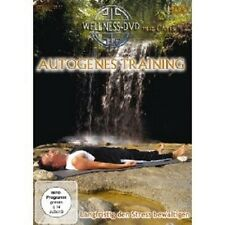 AUTOGENES TRAINING WELLNESS DVD NEU