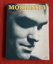Morrissey -Viva Hate- Ultra Rare UK Promo Box Set with CD, Pics, Press Release +