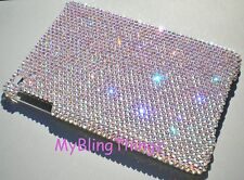 CRYSTAL AB Rhinestone BLING Case for iPad Mini handmade with Swarovski Elements