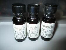 3x Philosophy miracle worker retinol solution anti-aging New/Sealed