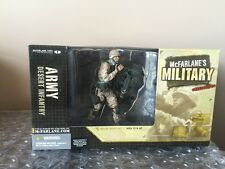McFarlane Military Army Desert Infantry RPG Deluxe Box Set  *SEALED* #A5