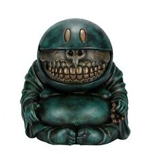 "Buddha Grin Virdigris Edition 8"" Vinyl Figure by Ron English SDCC Exclusive LE48"