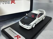 1/43 Mark43 #PM4311CW Honda Civic Integra Type R DC2 white with Carbon Bonnet