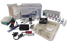 INKgrafiX® NEW SCHOOL - TATTOO - KOMPLETTSET Tatttoomaschine -SET PROFI - STUDIO