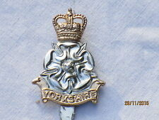 Yorkshire Brigata 1958-1968, alluminio anodised StayBright