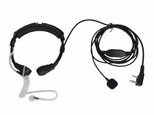 Heavy Duty Neck Band Throat Mic for BAOFENG UV-5R UV-3R BF-666S BF-777S BF-888S
