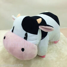 "12"" Harvest Moon Cow Promo Plush Doll Pillow Cuddly Cute Gift Very Rare"