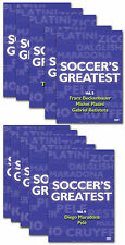 Soccer's Greatest: Top 25 Players of All Time (10 DVDs)