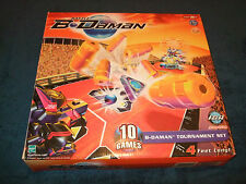 BATTLE B DAMAN --10 GAME FAMILY TOURNAMENT SET BY HASBRO 2005
