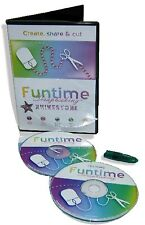 Funtime Scrapbooking PRO 2010 cutting software - auto vectorization + rhinestone