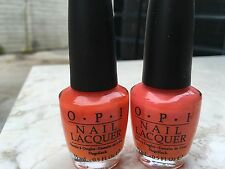 2 X OPI HOT & SPICY (NL H43)