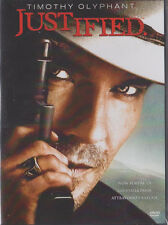 Justified Staffel 2, 3 DVD Box, NEU & OVP