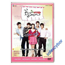 """BUY 5 GET 1 FREE"" Flower Boy Ramyun Shop Korean Drama (4DVDs) GOOD_ENG SUBS"