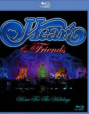 HEART**AND FRIENDS: HOME FOR THE HOLIDAYS**BLU-RAY