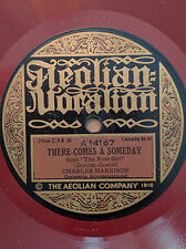 "Charles Harrison ""There Comes A Someday"" Aeolian Vocalion (14167) 1922"