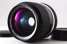 Near MINT Nikon Ai-s NIKKOR 28mm f/2 from Japan AIS #1591