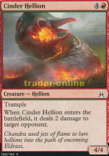 4x Cinder Hellion (Zunderraupe) Oath of the Gatewatch Magic