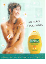 PUBLICITE  ADVERTISING  1998    PALMOMIVE  gel douche