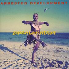 ARRESTED DEVELOPMENT - Zingalamaduni (UK 15 Tk CD Album)