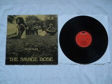 The Savage Rose In the Plain - LP - washed /gewaschen - 1969 Germany