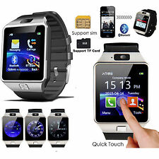 Bluetooth Screen Touch Smart Watch Phone For Samsung Galaxy S7 S6 S5 S4 Note 4 5