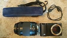 Samsung DSLR NX3300 Mirrorless and NX 50-200 Lens