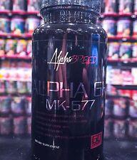 MK-677 Alpha GH by Alphabreed Nutrition (Ibutamoren) w. FREE SHIPPING