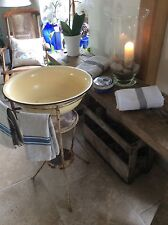 Antique French Wash Stand, Genuine Vintage, Home, Boutique B&B, Country Bedroom!