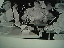 reprint picture 1950 charles laughton elsa lanchester witness prosecution