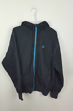 VTG ATHLETIC SPORTS NIKE RETRO OVERHEAD MENS TRACKSUIT TOP JACKET HOODIE VGC M