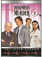 Diagnosis Murder: Season 5 Pt. 1 - 3 DISC SET (2013, REGION 1 DVD New)