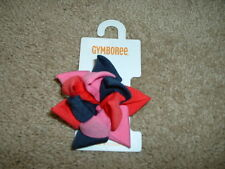 Gymboree Brightest in Class Ribbon Hair Clip 3 4 5 6 7 8 9 10 NWT NEW Girls Kids