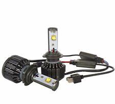 KIT H7 LAMPADE A LED CREE FULL LED 2600 LUMEN 6000K DIGITALE 12V 24V CAMION AUTO