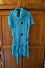 Light Blue Sweather Tunic