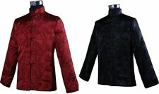 Black&red Two-side Chinese style Men's Kungfu Suit Jacket Coat M,L,XL,XXL XXXL
