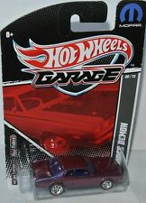 Garage / Mopar - 1971 DODGE DEMON - purple - 1:64 Hot Wheels