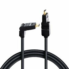 Urbo Multi-Pivot Swivel and Rotate HDMI 30AWG, 6.5 Feet Cable