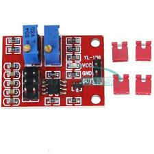 2PCS NE555 Pulse LM358 Duty Cycle Frequency Adjustable Module Square Wave M