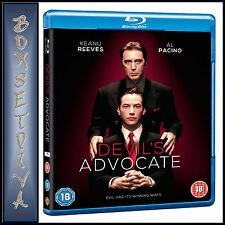THE DEVILS ADVOCATE -  Al Pacino  **BRAND NEW BLU-RAY REGION FREE***