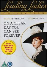 On A Clear Day You Can See Forever [DVD] [1970] Barbra Streisand, Yves Montand