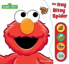 Sesame Street: The Itsy Bitsy Spider