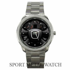 AUDI A3 TDI Steering Wheels Accesories Logo Car Sport Metal Watch New Edition
