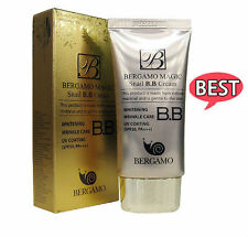 Bergamo Magic Snail BB Cream Skin Care Complexion Perfector Tinted Moisturizer