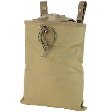Condor MA22 MOLLE Roll Up Pistol Rifle Magazine Mag Utility Drop Dump Pouch Tan