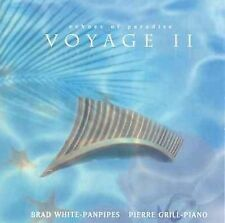Voyage II/Echoes Of Paradise 1999 by White, Brad