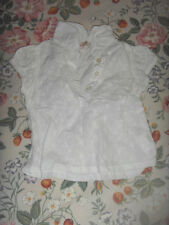 CLEARANCE! White Baby Poney blouse  *Free Post