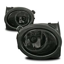 Fog Lights Clear Glass BLACK Bulbs HB4 Left + right BMW E46 M3 / E39 M5