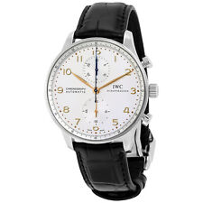 IWC Portuguese Stainless Steel Mens Watch IW371445